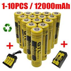 Flashlight, led, bateriasrecargable, batteryforflashlight
