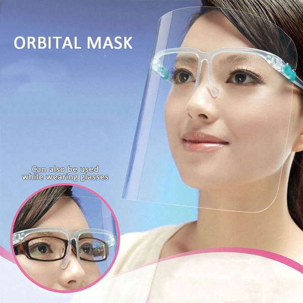 transparentmask, Kitchen & Dining, antifogmask, isolationcap