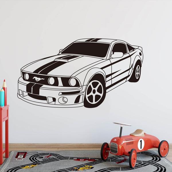 Vehicles, Decor, windowsticker, Home Decor