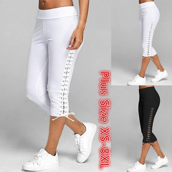Plus Size, skinny pants, Women Leggings, yoga leggings