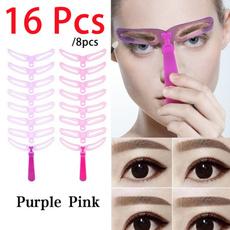 eyebrowgroomingstencil, thrushcard, eyebrowstencilkit, eyebrowstencil