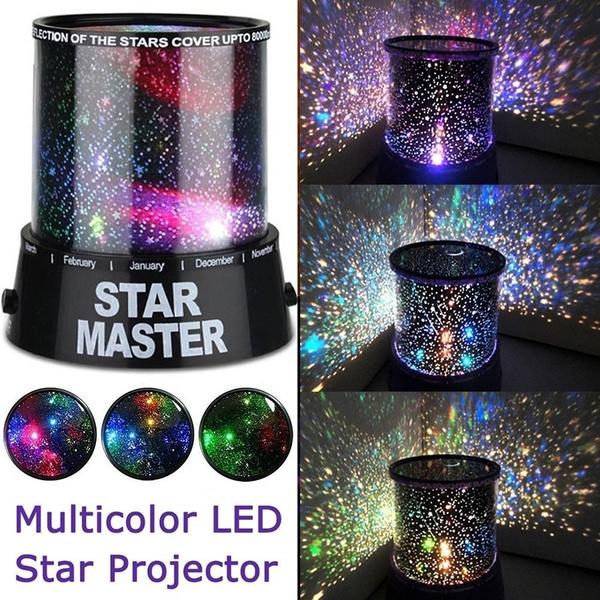 ledstarmaster, Novelty, lednightlight, projector