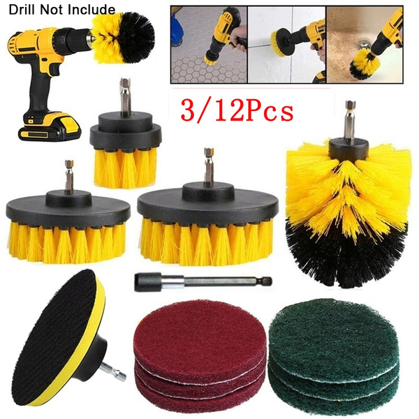 electricdrillbrush, Electric, tubcleaner, powerscrubber