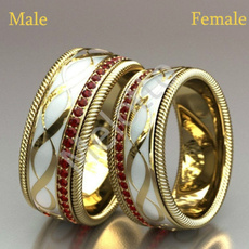 yellow gold, Ivory, DIAMOND, Infinity