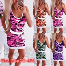 Summer, Plus Size, women dresses, Evening Dress
