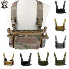 Vest, Outdoor, Hunting, Combat
