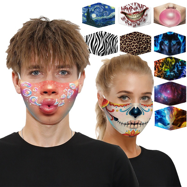 Outdoor, casualmask, unisex, Face Mask