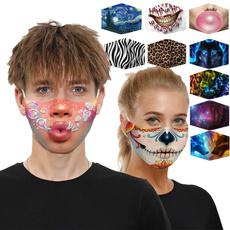 Fashion, casualmask, unisex, Face Mask