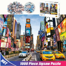 Educational, Toy, Puzzle, Jigsaw