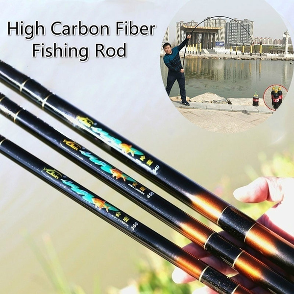 Fiber, fishingrod, telescopicfishingrod, Travel