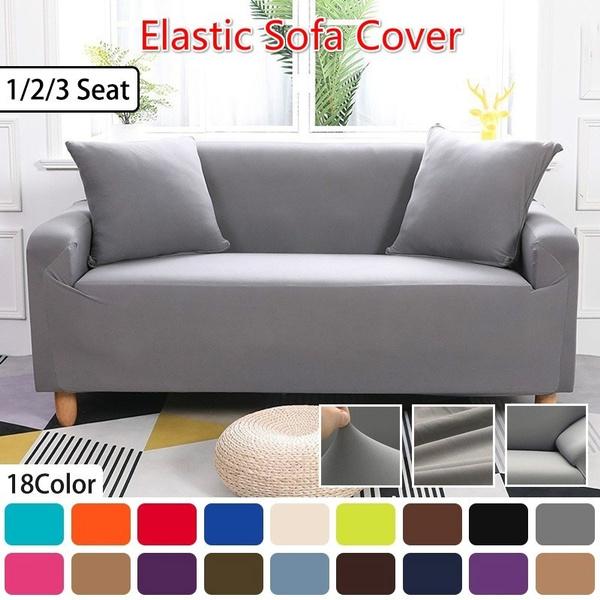 loveseatslipcover, sofaprotector, Home Decor, Elastic