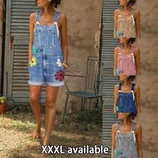 Jeans, Plus Size, printed, pantsforwomen