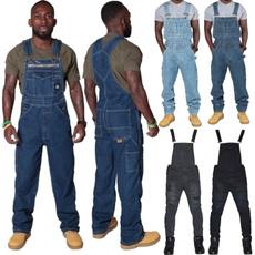 Plus Size, Casual pants, jumpsuitromper, Long pants