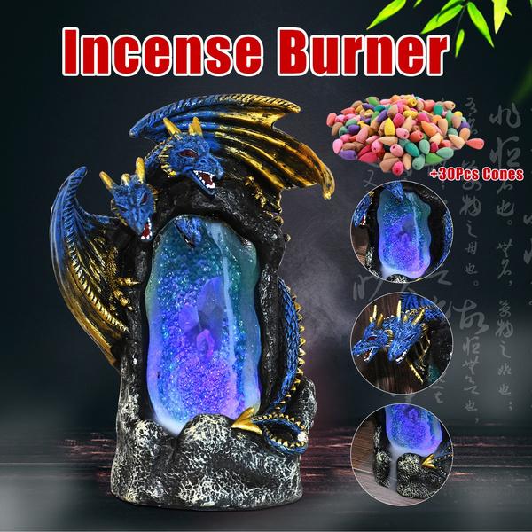 led, Home Decor, home fragrance, incenseburner