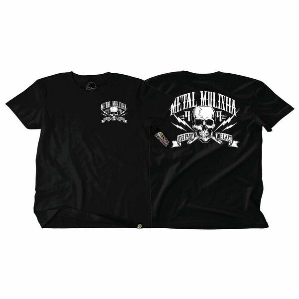 Men, Shirt, Sleeve, mulisha