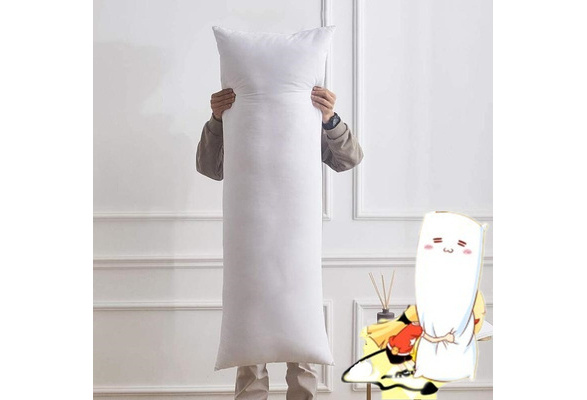 7Sizes 34~180cm Anime Dakimakura Hugging Bed Pillow Inner PP Cotton Body Cushion