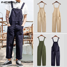 suspenders, trousers, menjumpsuit, men trousers