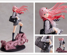 Toy, zerotwo02redclothe, Clothes, zerotwo02figure