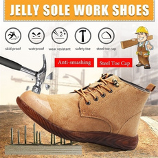 Shoes, safetyshoe, Outdoor, Boots
