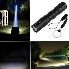 Flashlight, Mini, Outdoor, led