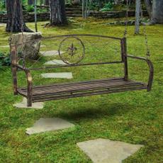Outdoor, Garden, swingbench, Patio Furniture & Accessories
