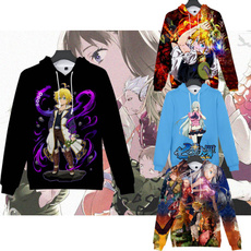 Kawaii, cute, kids clothes, thesevendeadly