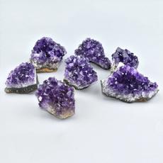 purplecrystal, crystalcluster, healingcrystal, Crystal