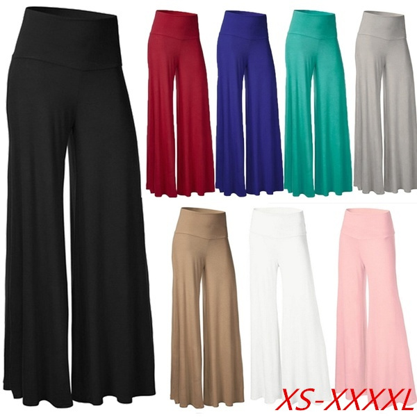 Summer, Fashion, pants, widelegpant