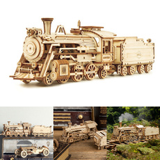 Toy, Wooden, 308pc, Creative