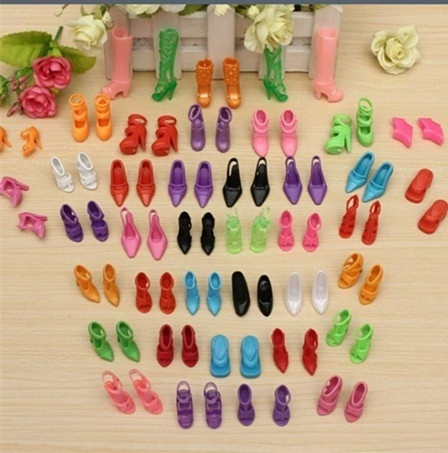 Sandals, barbiedollaccessorie, barbiedollclothesshoe, Barbie