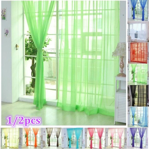 Fashion, Door, Colorful, Shower Curtains