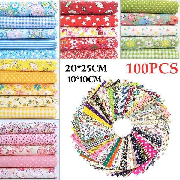 fabricsquare, cottoncloth, Quilting, printedcloth