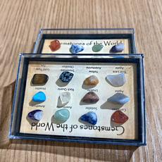 Box, semipreciousstone, quartz, healingcrystal