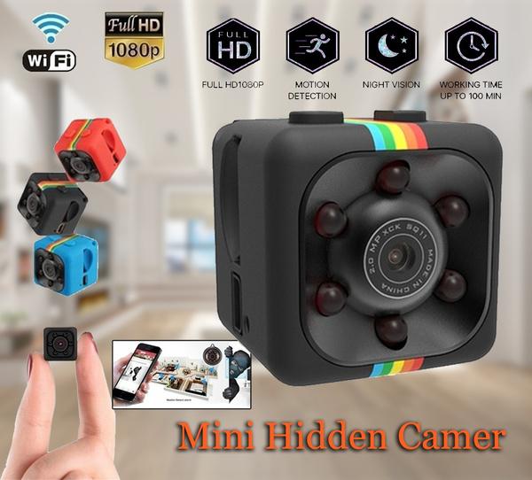 motiondetection, Mini, Remote, camcordercamera