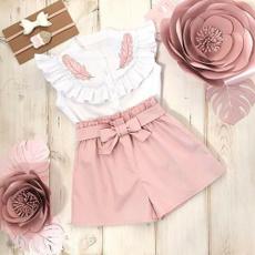 babyshirttop, Baby Girl, Fashion, toddlerbabyclothesset