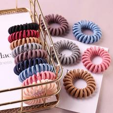 Rope, Elastic, telephonecoil, spiral