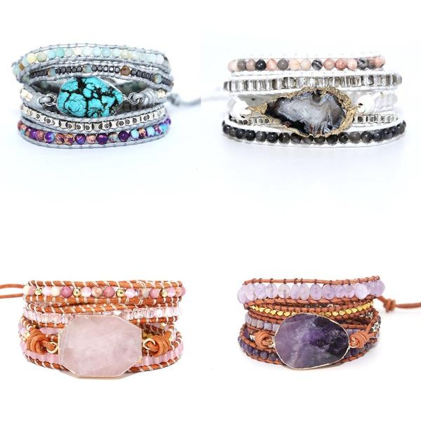 Stone, Jewelry, Gifts, boho