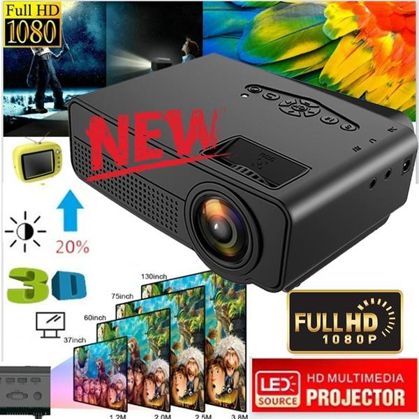 videoprojecteur, projector, Hdmi, Home & Living