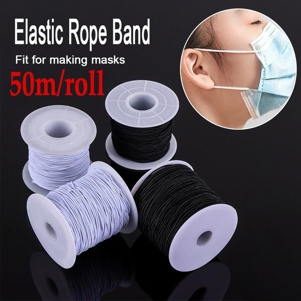 sewingband, maskrope, Elastic, elasticbandformask