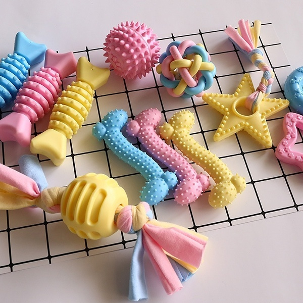 dogtoy, Rubber, Toy, Hobbies