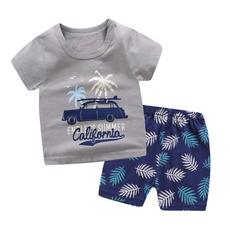 cute, Fashion, Cotton T Shirt, Summer