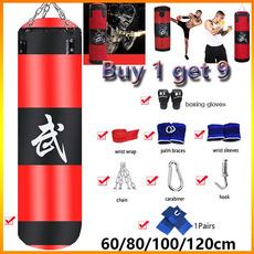 Training, sandbag, boxingbag, Fitness