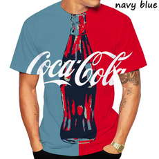Coca Cola, Summer, Moda, Shirt