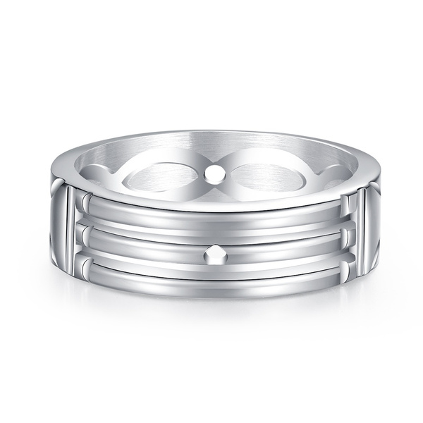 Steel, ringsformen, Fashion Accessory, atlantisring