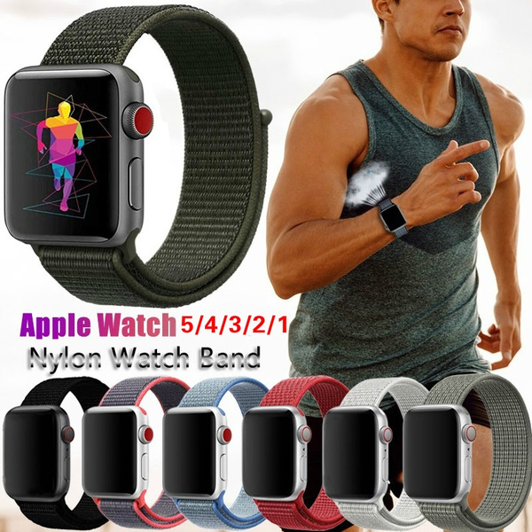 iwatchseries5band, Sport, iwatchstrap38mm, Apple