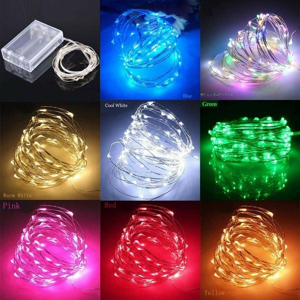 Copper, led, Christmas, ledstringfairylight