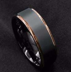 blackgoldring, Couple Rings, Fashion, Women Ring