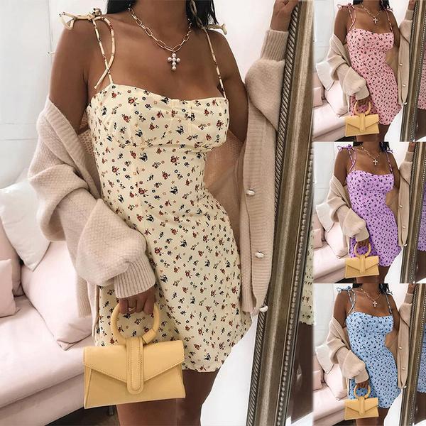 Chic, Mini, dressesforwomen, Dress