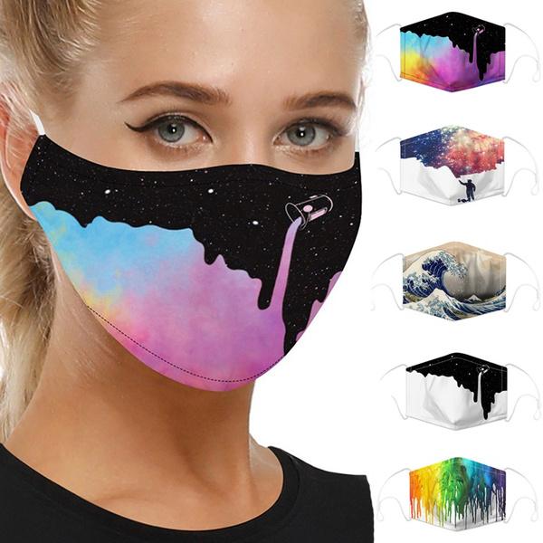 Cotton, mouthmask, unisex, Masks