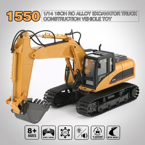 Funny, Toy, Gifts, excavator